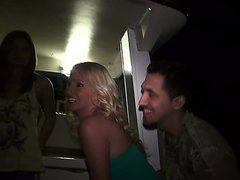 Kira Koi And Trixie Star At The Motor Boat Party
