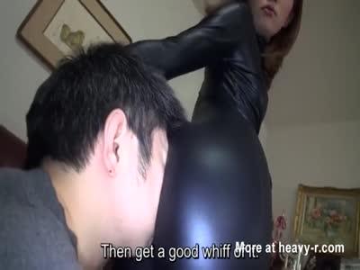 Japanese AV Star Full Body Worship