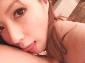 Attractive And Sexy Japanese Chick Gets Fucked On The Bed