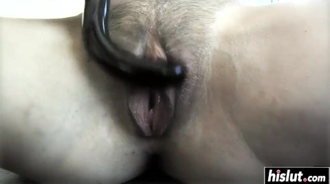 Solo Sweetie Has Fun With Sex Toys