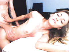 Beautiful Babe Gets Fucked From Behind