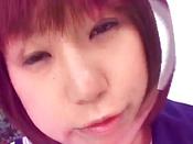 Nonoka In School Uniform Is Screwed So Hard In Pink Crack By Men Video 6