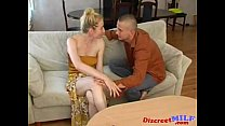 Russian Mom And Younger Russian Lover 21