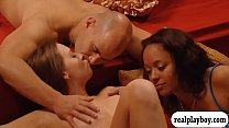 Horny Couples Enjoyed Massive Group Sex In The Red Room