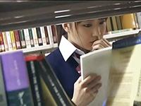 Teen Schoolgirl Gets Forced On Fuck In Public Library