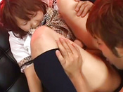 Ichigo Loves Cock Down Her Tight Holes