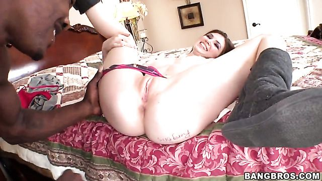 Indigo Augustine Fucks A Lot With Hard Dicked Dude Before She Gets Enough