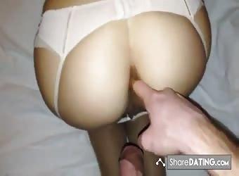 Homemade Anal Sex With An Australian Wife