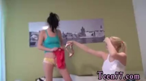 Teen Girl Solo Anal Best Mates  Together