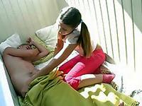 Little Girl Took Advantage Of Sleeping Sister's Boyfriend