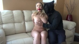 Kagney In Dominatrix Retraining: Bondage For The Gold Digger