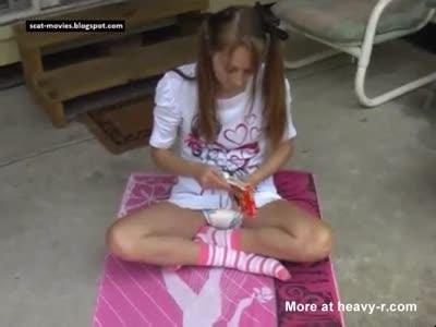 Diaper Girl