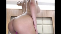 Fit Amateur Teen Gets Fucked Passionately And Hard Doggystyle