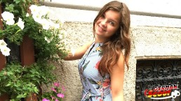 GERMAN SCOUT – 18 Jahre Junge Renata ANAL Gefickt Bei Strassen Casting