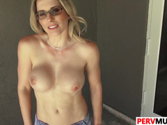 Female Cory Chase Blows Partner's Mind And Dick With Mouth