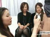 CFNM Japanese Amateur Handjob Seminar