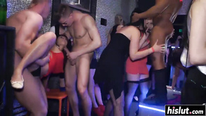 Party Hard Fuck Amateurs Cfnm Orgy