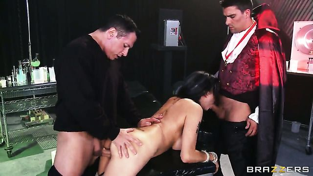 Milf John Strong Toni Ribas Erik Everhard With Juicy Jugs Had Her Ass Way Fucked A Hundred Times But Wants Some More