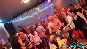Crazy Cfnm Sex Show
