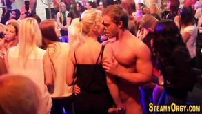 Breathttaking Cfnm Porn Party