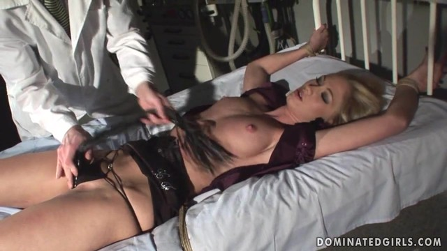 Blonde Satisfies Dudes Sexual Needs And Then Gets Painted With Man Goo
