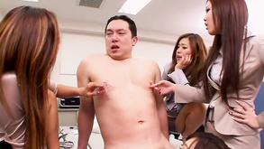 Japanese Office Cfnm Porn