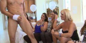 Cfnm Cock Suck Party Sluts