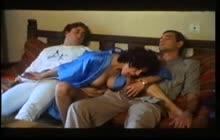 Threesome Vintage Video