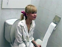 Teen Girl Gets Unforgettably Fucked In The Toilet