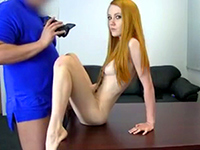 Sexy Teen Wants To Make A Living Of Porn