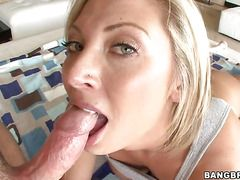 Blonde Skylar Price Learns More About Hardcore Sex From Hard Dicked Bang Buddy