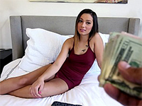 Cute Teen Is Eager To Fuck For Cash