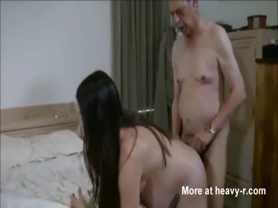 Hairy Pregnant Teen Fucking 70 Years Old Man