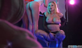 Oral Great Briana Banks, Silvia Saige And Sophia Grace The Lesbian Shows