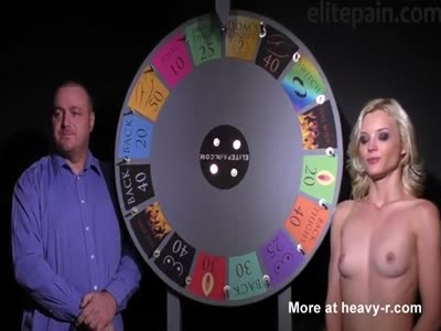 BDSM Games With Wheel Of Pain