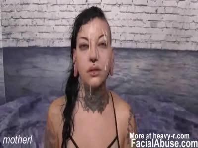 Punk Girl Humiliated