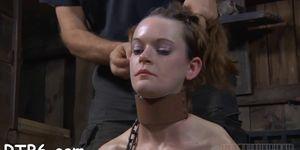 Luxurious Redhead BDSM