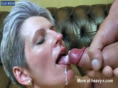 Thick Sticky Cum In Her Face