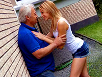 Neighbor's Teen Daughter Should Be Off Limits