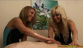 Special Massage From Two Ladies