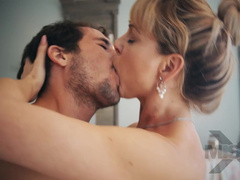 Guy Is A Virgin And Stepmom Cherie Deville Fixes It Quickly