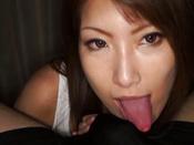 Kinky Babe Sucking Hard Dick