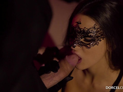 Susy Gala Plays The Role Of Submissive Girl During Coition