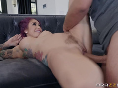 Monique Alexander Apologizes To Neighbor By Lap Dance And Anal