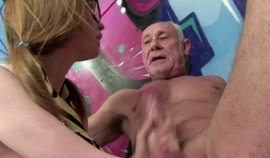 Schoolgirl Ass Fucked By Old Man