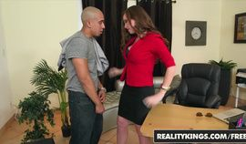 Big Tits Boss – Bruno Dickenz Jessica Rayne – Best Breast – RealityKings