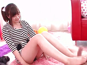 With Her Legs And Mouth This Babe Surely Knows How To Please