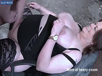 Fucking BBW In Abandoned Place
