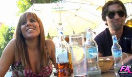 Spanish Chick Agreed To Have Fun With Handsome Guy
