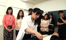 Blameless Japanese Teacher Gets Mouth Banged Highly Hard